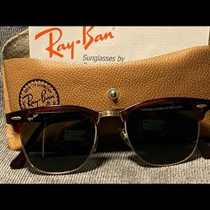 Ray-Ban Bausch&Lomb Vintage Sunglasses Model W1116
